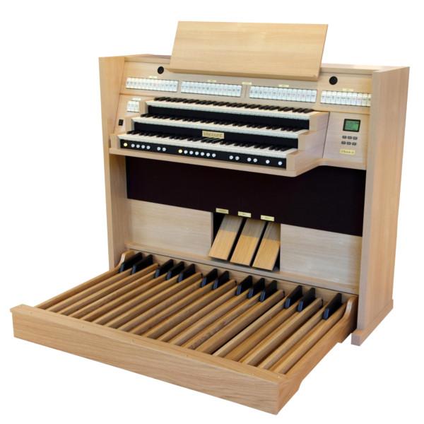 Pedaleira órgão Chorale 8