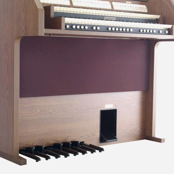Pedaleira Órgão Chorum 20
