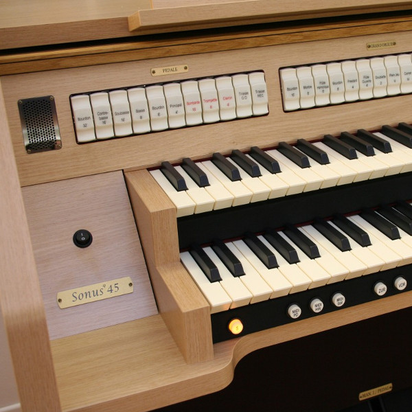Bloqueio de órgão Sonus 45