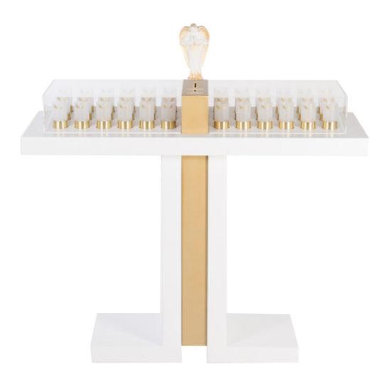 Lampadário Anjo de 36 velas