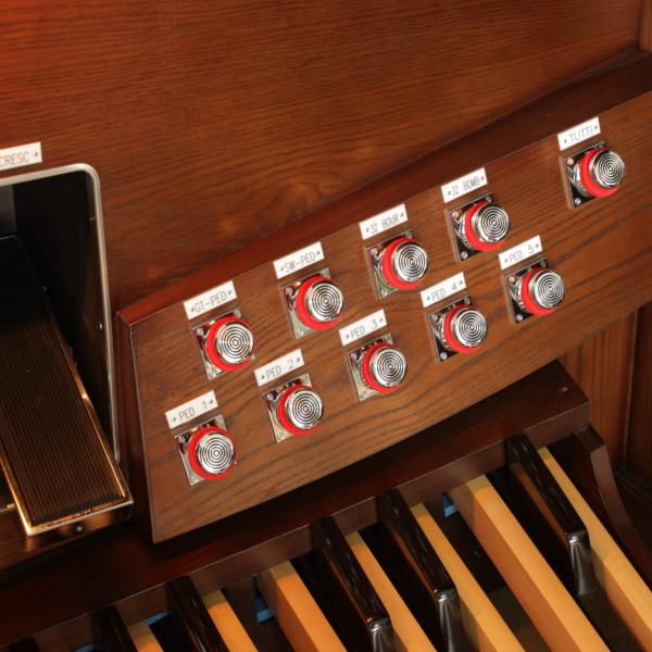 Órgão Clássico Rodgers