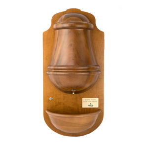 Dispensador Água Benta Madeira