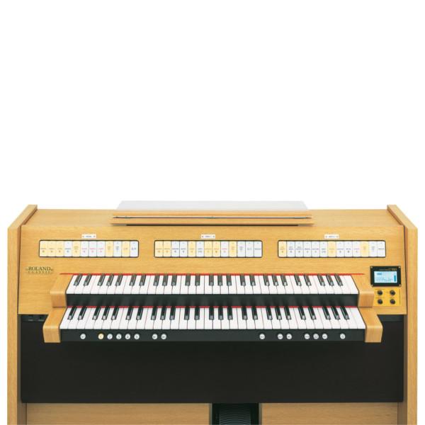 Órgãos 2 teclados Roland