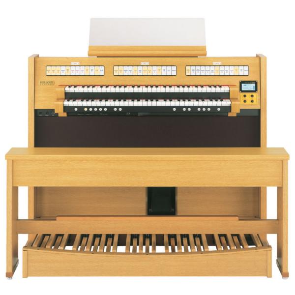 Órgão-Clássico-Roland-C-330