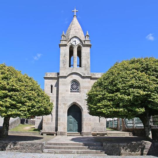 Igreja de Covide Terras de Bouro